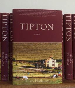 Knox Robinson Publishing has just released my first novel, Tipton.